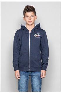 Sweatshirt OSKARI Boy W19551B (50060) - DEELUXE-SHOP