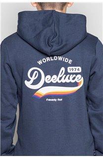 Sweatshirt OSKARI Boy W19551B (50062) - DEELUXE-SHOP