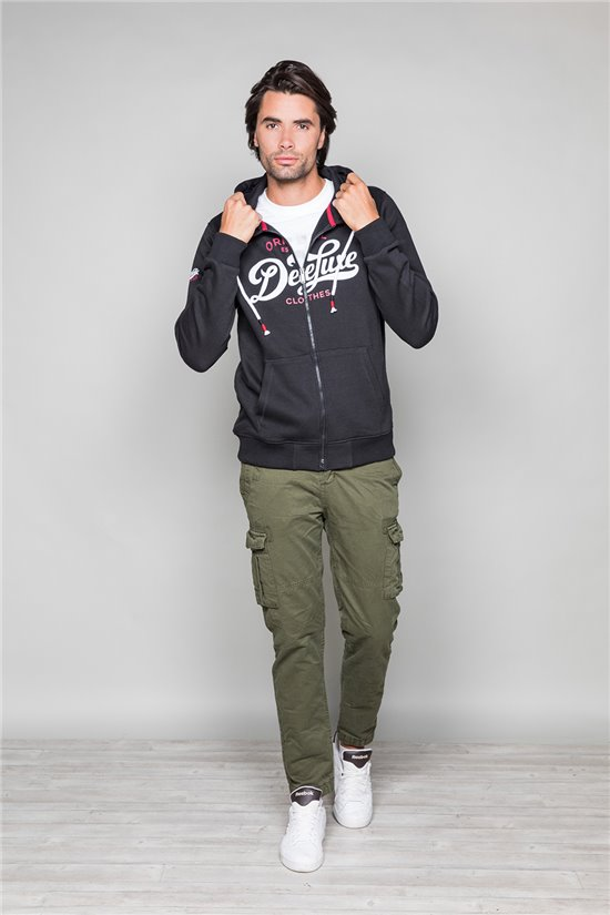 Sweatshirt MIKA Man W19553 (50063) - DEELUXE-SHOP
