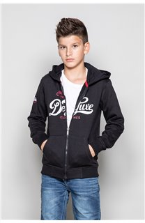 Sweatshirt MIKA Boy W19553B (50068) - DEELUXE-SHOP