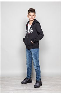 Sweatshirt MIKA Boy W19553B (50069) - DEELUXE-SHOP