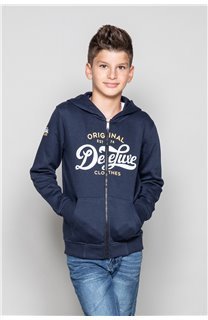 Sweatshirt MIKA Boy W19553B (50073) - DEELUXE-SHOP