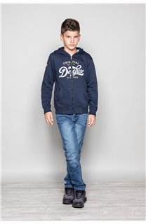 Sweatshirt MIKA Boy W19553B (50074) - DEELUXE-SHOP