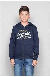 Sweatshirt MIKA Boy W19553B (50075) - DEELUXE-SHOP