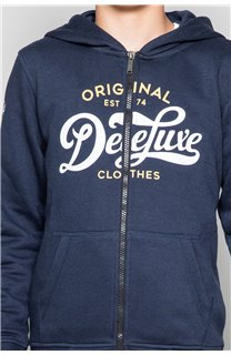 Sweatshirt MIKA Boy W19553B (50077) - DEELUXE-SHOP