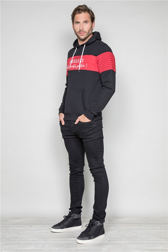 Sweatshirt Sweatshirt WARRY Man W19537 (50186) - DEELUXE-SHOP