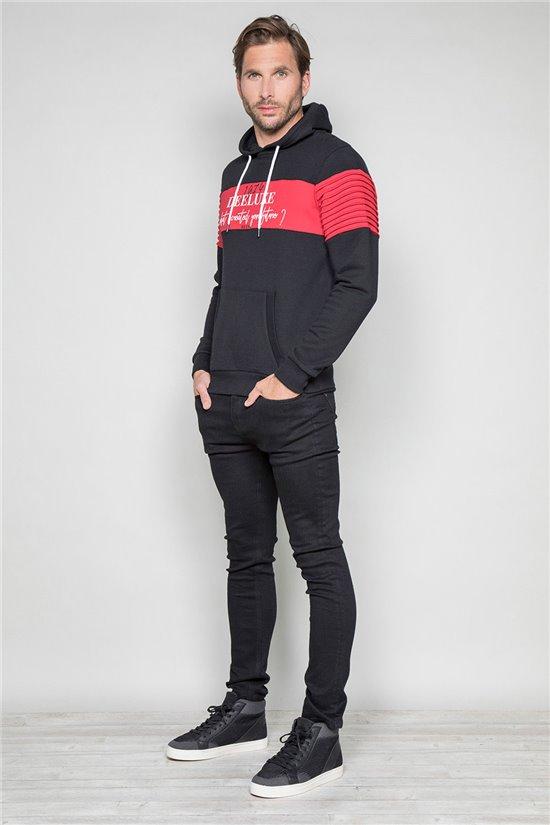 Sweatshirt WARRY Man W19537 (50186) - DEELUXE-SHOP