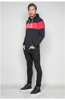 Jean BLACK Man JJ8001 (50191) - DEELUXE-SHOP