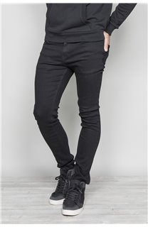 Jean BLACK Man JJ8001 (50194) - DEELUXE-SHOP