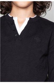 Sweater JOYA Boy W19352B (50218) - DEELUXE-SHOP