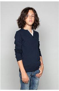 Sweater JOYA Boy W19352B (50219) - DEELUXE-SHOP