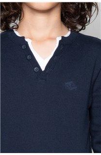 Sweater JOYA Boy W19352B (50223) - DEELUXE-SHOP