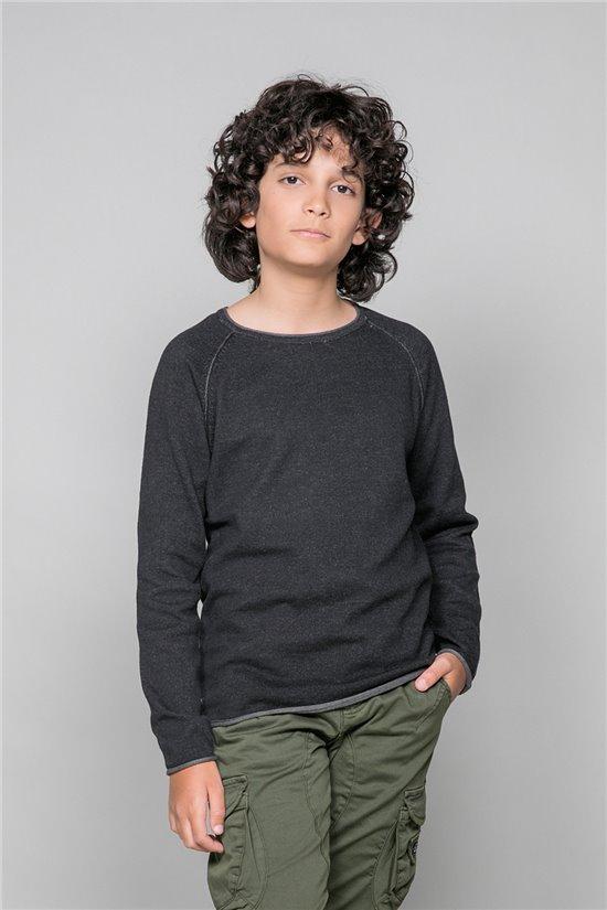 Sweater Sweater SINGIT Boy W19345B (50229) - DEELUXE-SHOP