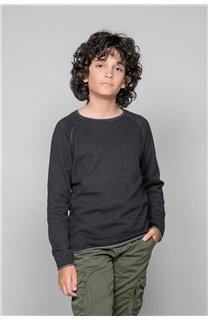 Sweater SINGIT Boy W19345B (50224) - DEELUXE-SHOP
