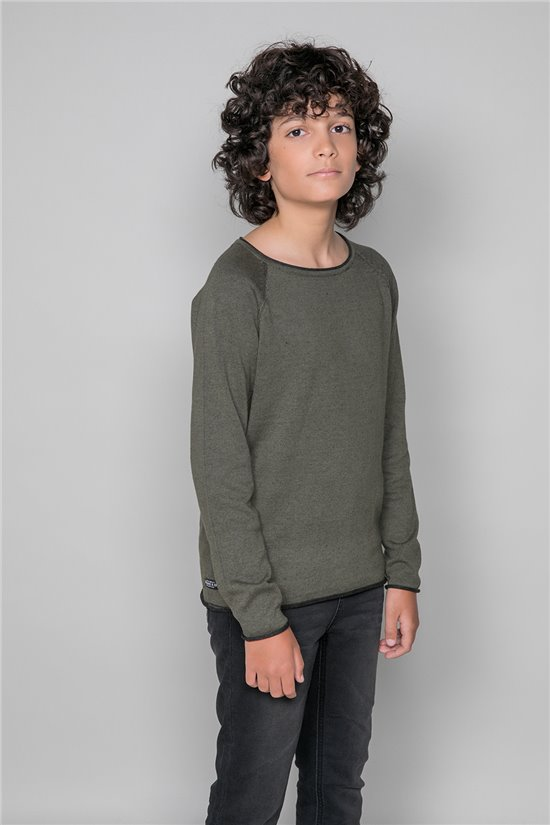 Sweater Sweater SINGIT Boy W19345B (50229) - DEELUXE-SHOP
