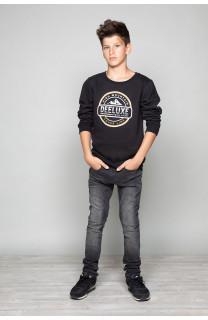 Sweatshirt NILS Boy W19549B (50293) - DEELUXE-SHOP