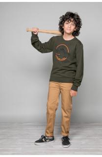 Sweatshirt NILS Boy W19549B (50298) - DEELUXE-SHOP