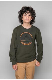 Sweatshirt NILS Boy W19549B (50299) - DEELUXE-SHOP