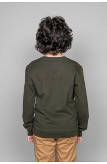 Sweatshirt NILS Boy W19549B (50300) - DEELUXE-SHOP