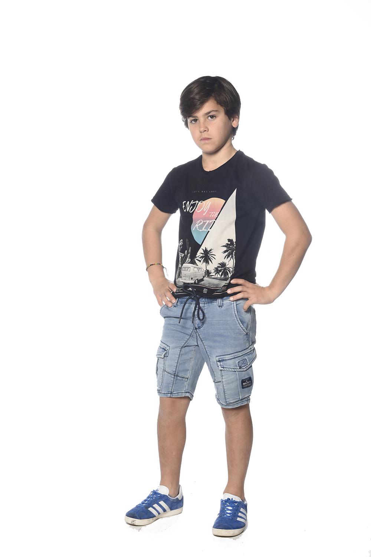 Short BOREL Boy S19JG852B (50322) - DEELUXE-SHOP