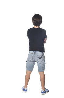 Short BOREL Boy S19JG852B (50323) - DEELUXE-SHOP