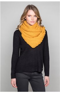 Scarf SNOODY Woman W19910W (50338) - DEELUXE-SHOP