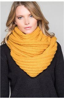 Scarf SNOODY Woman W19910W (50339) - DEELUXE-SHOP