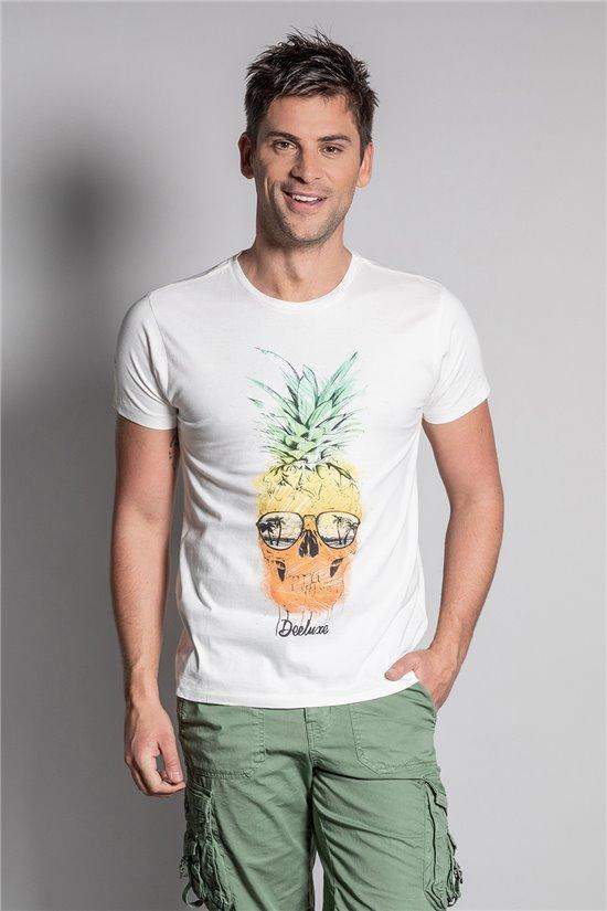 T-shirt T-shirt EDDY Man S20150 (50412) - DEELUXE-SHOP