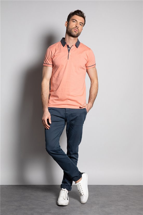 Polo shirt Polo shirt PAMPAS Man S20232 (50452) - DEELUXE-SHOP