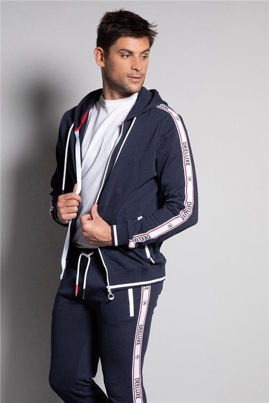 Sweatshirt Sweatshirt RAPY Man S20520 (50592) - DEELUXE-SHOP