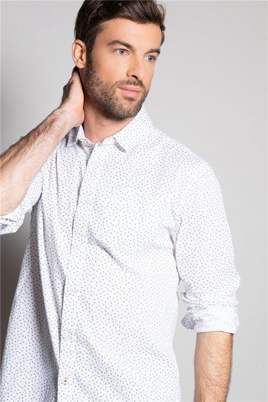 Shirt Shirt BARONA Man S20416 (50616) - DEELUXE-SHOP