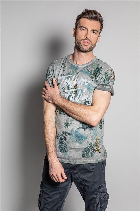 T-Shirt JOSHUA Homme S20108 (50676) - DEELUXE