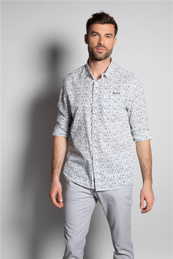 Shirt POLOSON Man S20419 (50836) - DEELUXE-SHOP