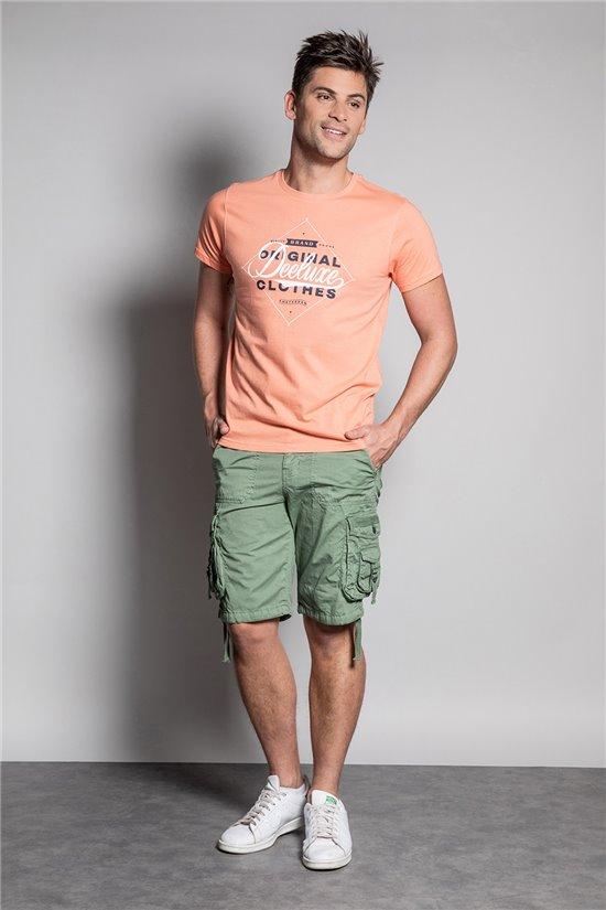 T-shirt T-shirt PAINAPO Man S20133 (50852) - DEELUXE-SHOP