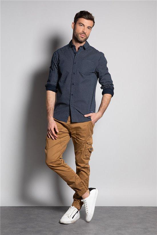 Shirt Shirt LILO Man S20409 (50924) - DEELUXE-SHOP