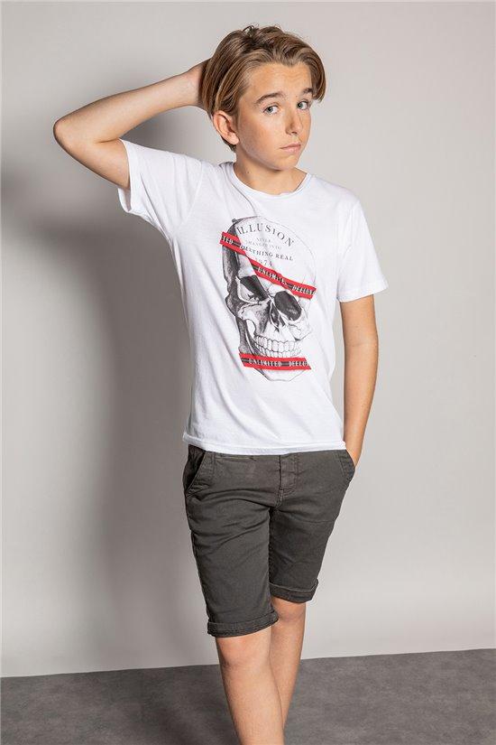 T-shirt T-shirt RUDY Boy S20158B (50977) - DEELUXE-SHOP