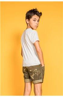 T-shirt DRIPPY Boy S20181B (51085) - DEELUXE-SHOP