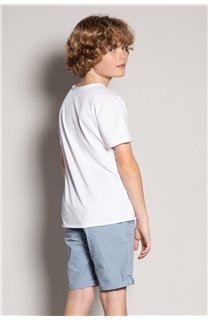 T-shirt DRIPPY Boy S20181B (51090) - DEELUXE-SHOP