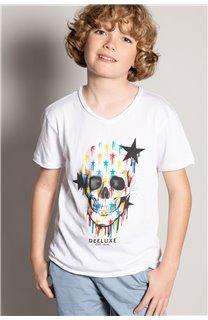 T-shirt DRIPPY Boy S20181B (51091) - DEELUXE-SHOP