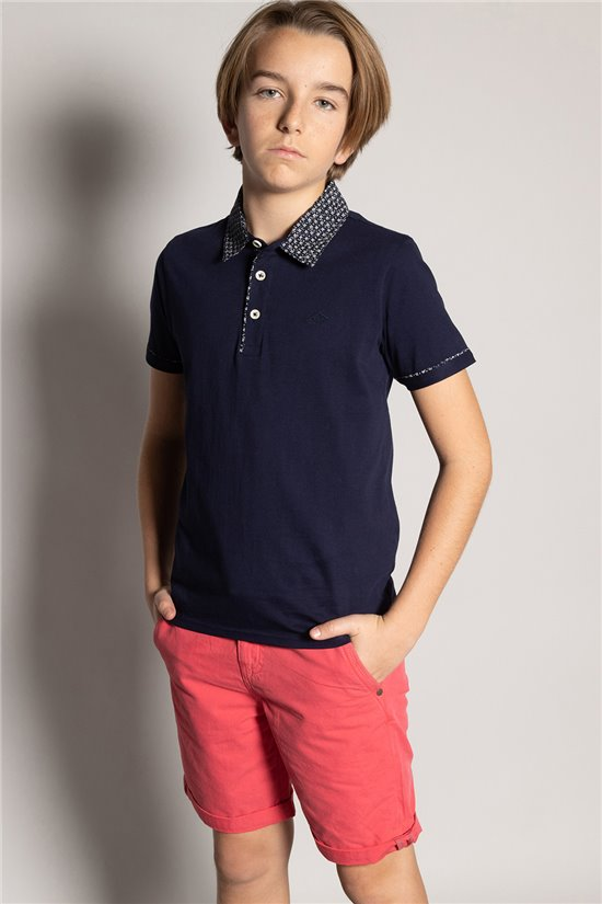 Polo shirt Polo shirt PAMPAS Boy S20232B (51107) - DEELUXE-SHOP