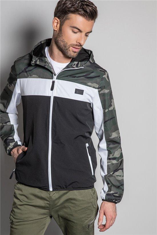 Jacket Jacket FRIZZY Man S20615 (51267) - DEELUXE-SHOP