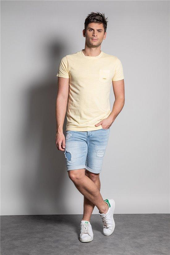 T-Shirt MAITAI Homme S20177 (51272) - DEELUXE