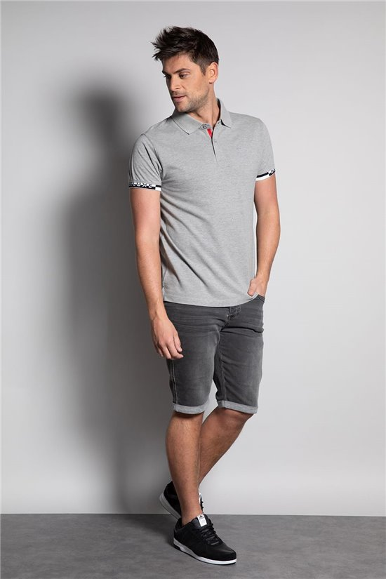 Polo shirt WARRIOR Man S20209 (51316) - DEELUXE-SHOP