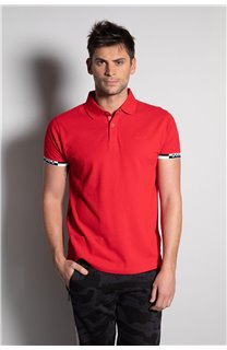 Polo shirt Polo shirt WARRIOR Man S20209 (51321) - DEELUXE-SHOP