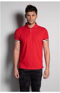 Polo shirt Polo shirt WARRIOR Man S20209 (51323) - DEELUXE-SHOP