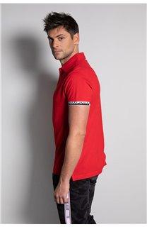 Polo shirt Polo shirt WARRIOR Man S20209 (51324) - DEELUXE-SHOP