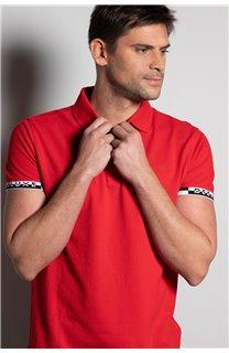 Polo shirt Polo shirt WARRIOR Man S20209 (51325) - DEELUXE-SHOP