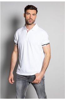Polo shirt Polo shirt WARRIOR Man S20209 (51326) - DEELUXE-SHOP