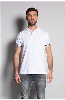 Polo shirt Polo shirt WARRIOR Man S20209 (51328) - DEELUXE-SHOP