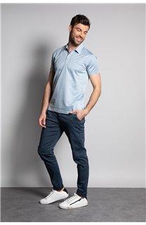 Polo shirt Polo shirt PERAN Man S20210 (51337) - DEELUXE-SHOP